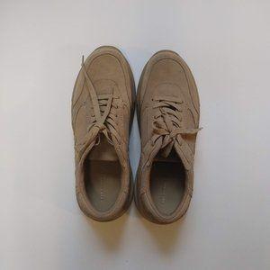 Zara Tan Chunky Sneakers